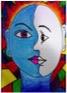 Oeuvre originale de Picasso.